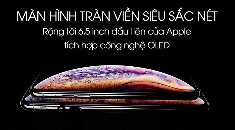 iphone xs max việt nam
